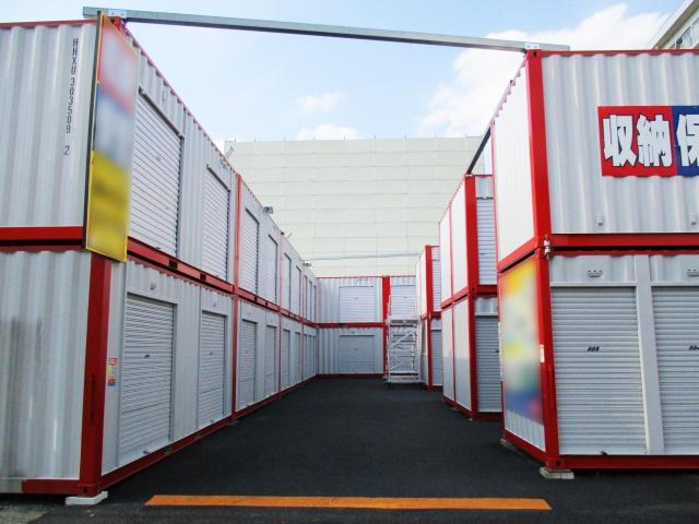 レンタル倉庫1