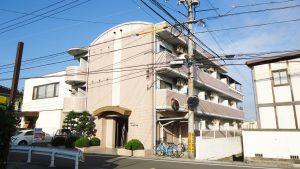 RC造3階建 ✾女性専用マンション✾ H30年1月に外壁塗装済! 中区浜一丁目 (成約済)